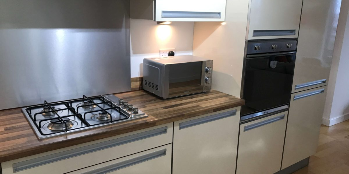 Cooker and Microwave Apartment Glasgow